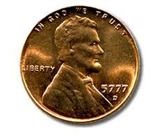 Penny 5777
