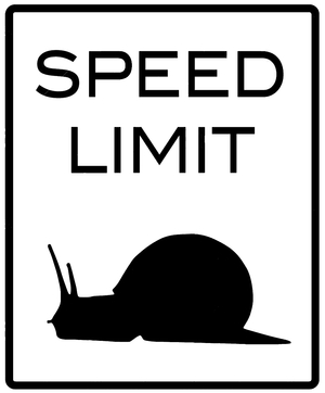 speed-limit-snail