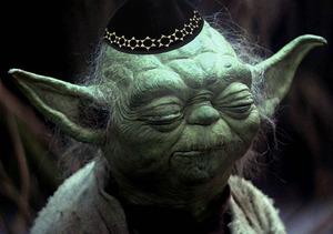 Yoda-Praying