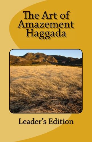 Haggadah Cover