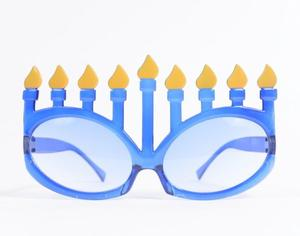 menorah glasses