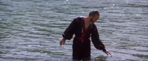 Zod in lake