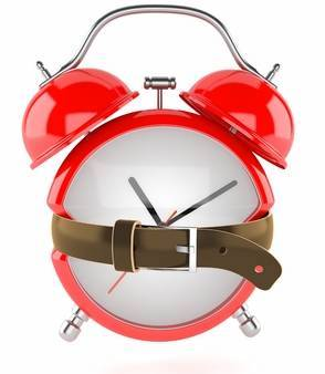 alarm-clock-with-tight-belt